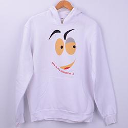 Kişiye Özel My Valentine Kışlık Sweatshirt