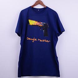 Kişiye Özel Deagle Master Erkek Tişörtü