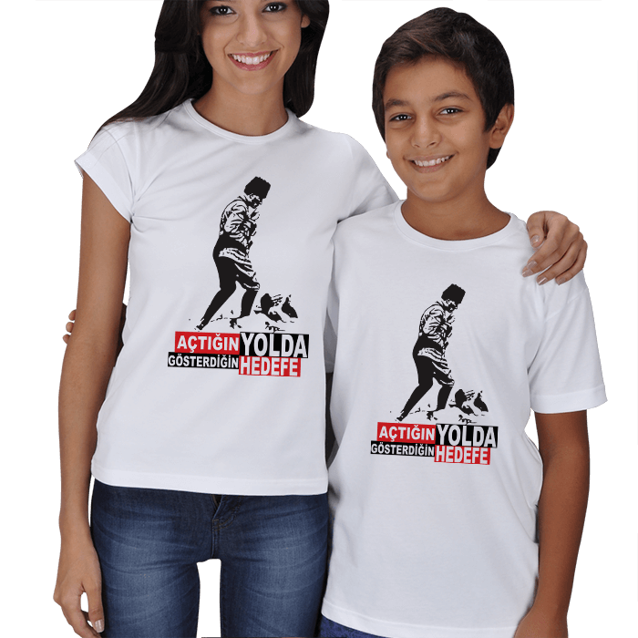Atatürk Anne Çocuk Tişörtleri