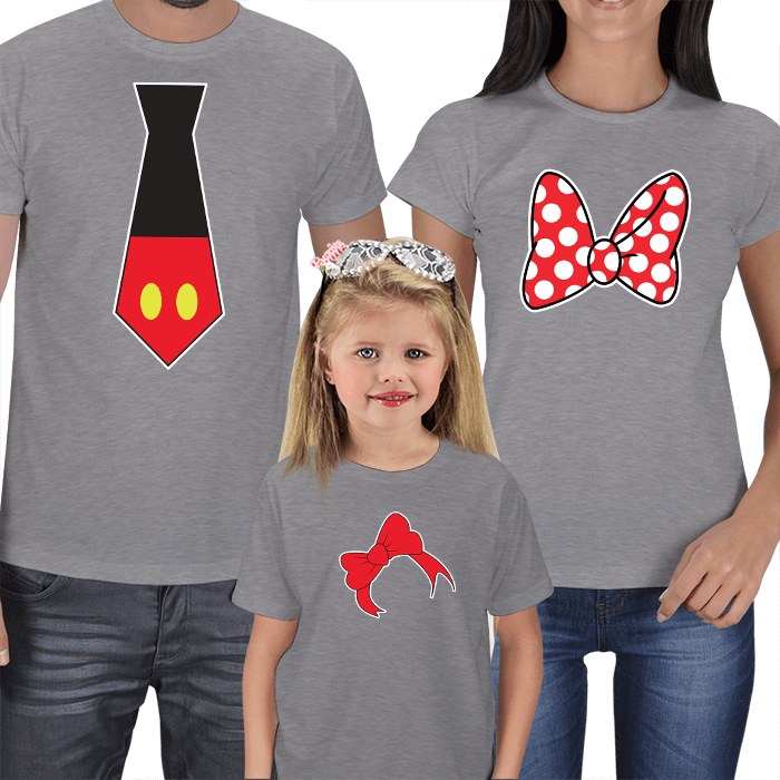 Mickey Mouse Family T-shirts
