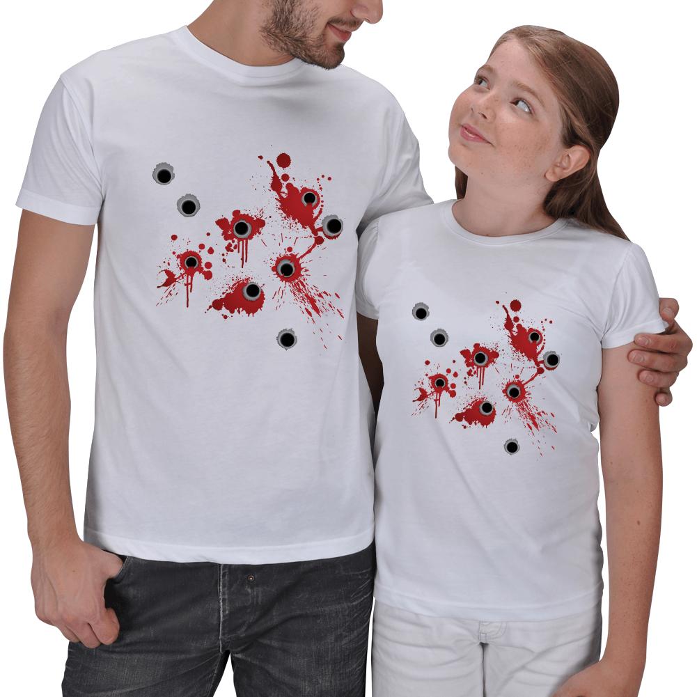 Kurşun Mizah Baba Kız Tişört