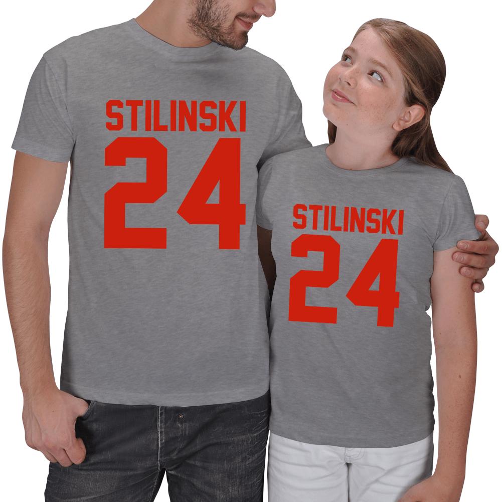 Stilinski Baba Kız Çocuk Tişört Kombini