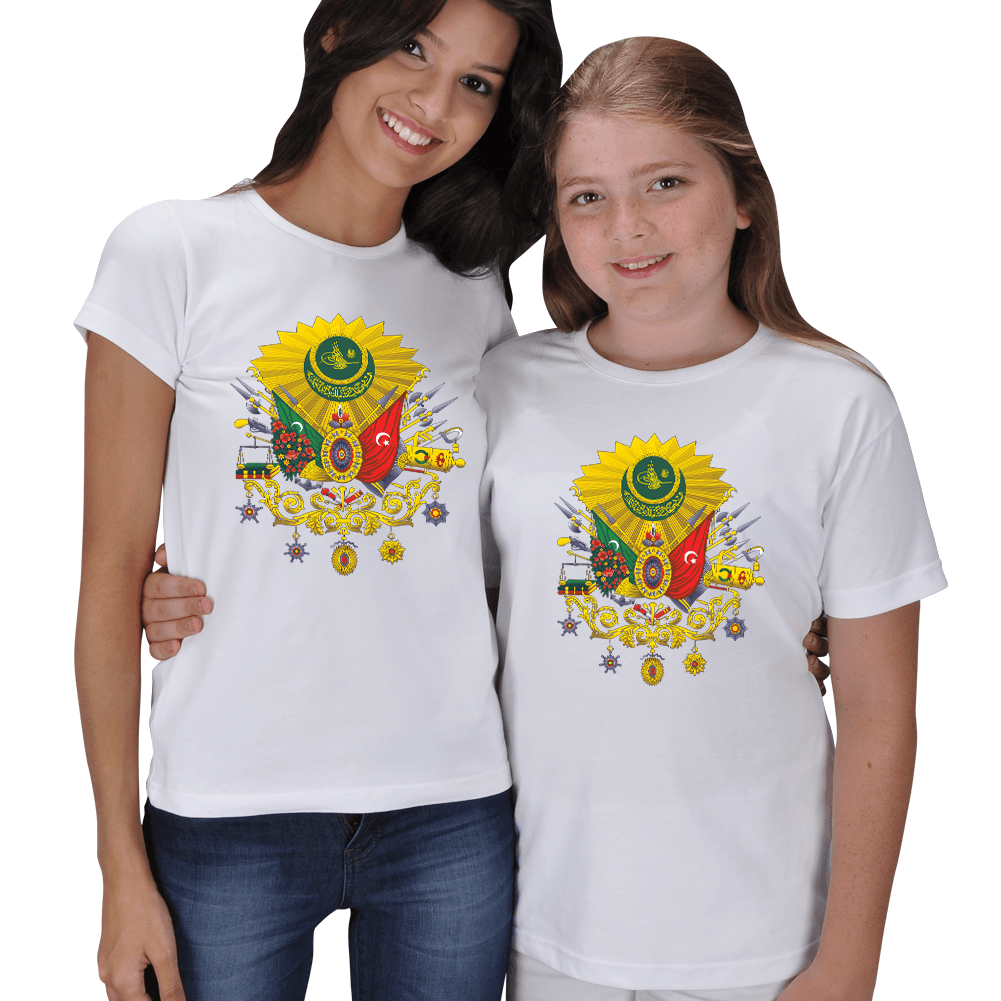 Kişiye Özel Anne Kız Çocuk Osmanlı Kombini