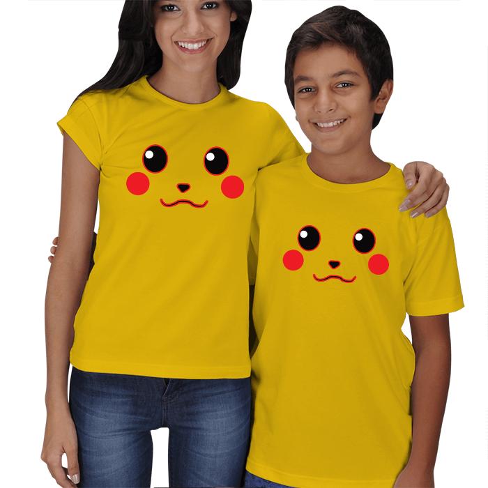 Sevimli Anne Çocuk Tişörtleri