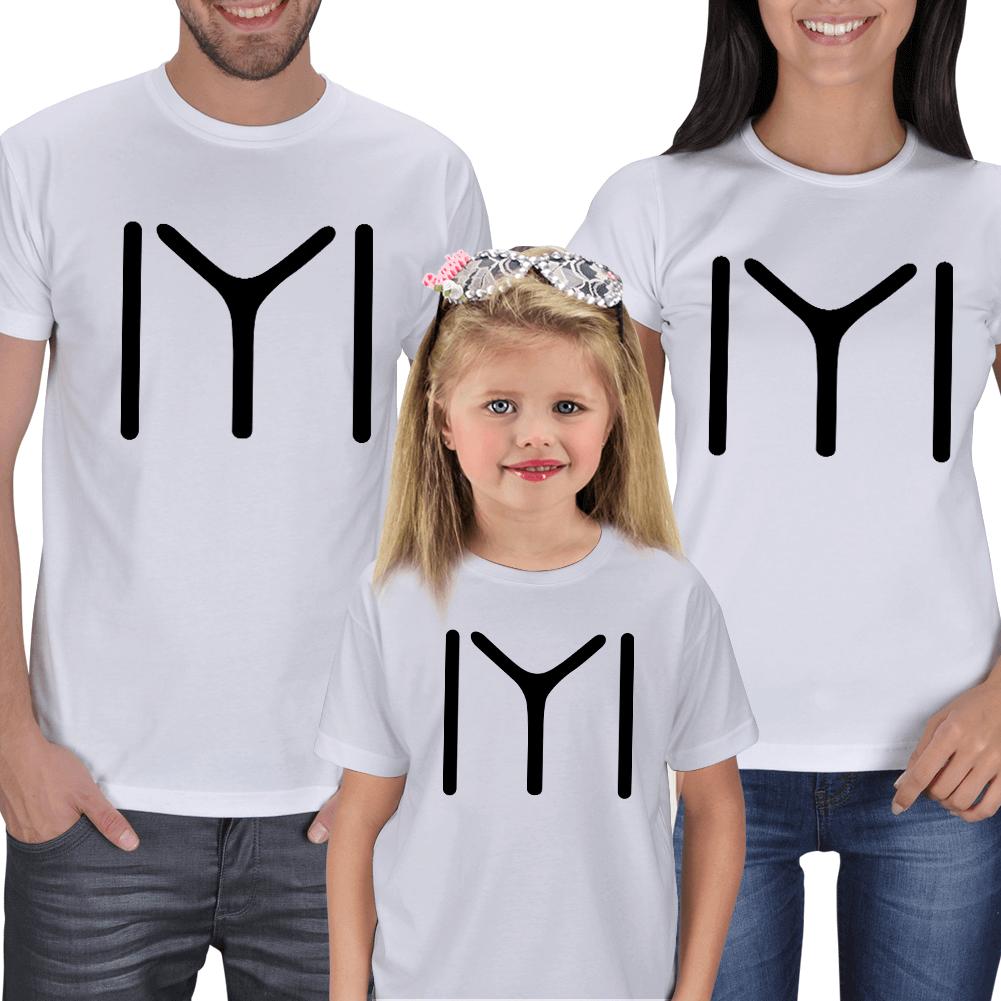 Kayı Boyu Anne Baba Çocuk Tişörtleri