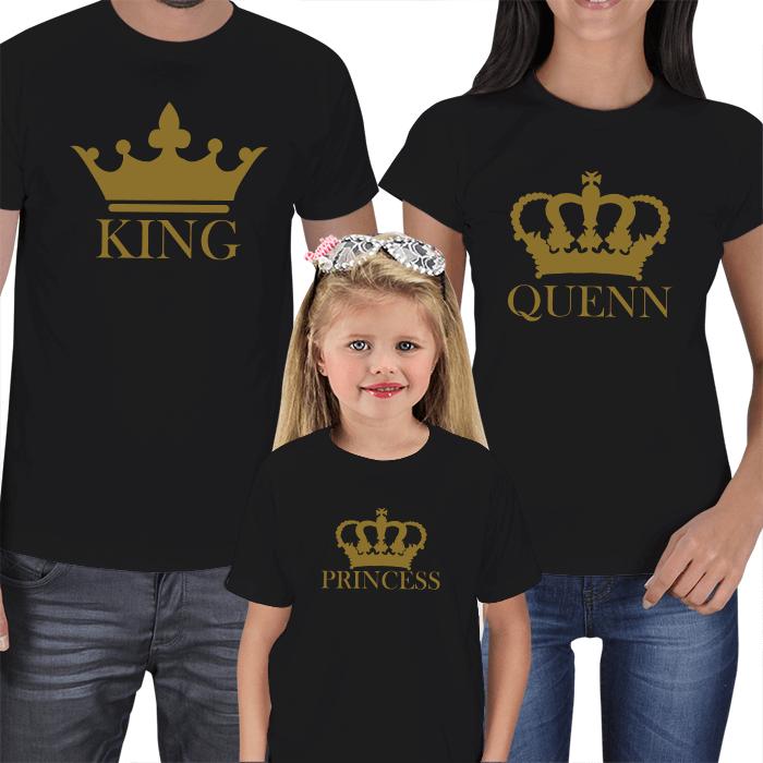 Royal Family Set T-shirts