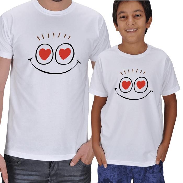 Baba Oğul Kombin T-shirtler