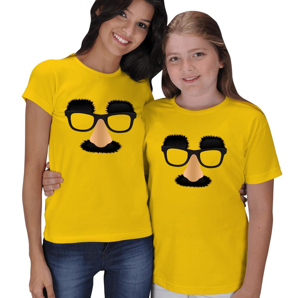 Komik Surat Anne Kız Tişörtleri